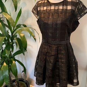 Vivacouture Dresses - Black cocktail dress